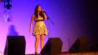 Without You Mariah Carey cover by Raffaela Ranzetta
