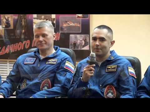 ISS Crew Gets Go Ahead for Launch
