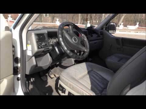 Volkswagen Transporter T4 1.9TD, VW T4