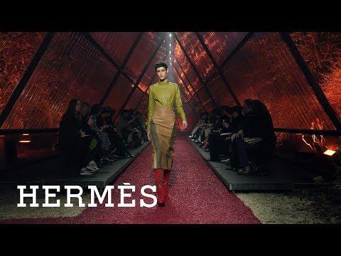 Hermès | Autumn-Winter 2018 Women's Fashion Show