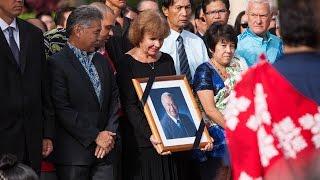 A Tribute To Hawaii Senator Gil Kahele