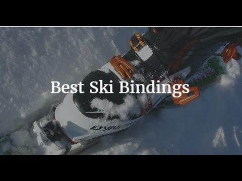Best Ski Bindings 2018