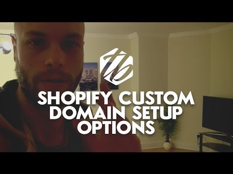 Shopify Domain Setup — Should You Use GoDaddy Or Shopify To Buy Your Domain? | #238
