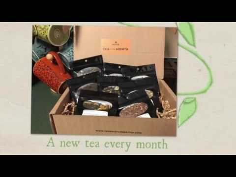 Whistling Kettle Tea of the Month Review