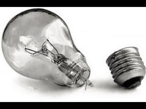 Как выкрутить цоколь лампочки из патрона, ЛАЙФХАК