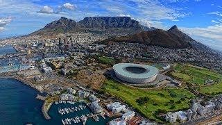 видео город Кейптаун достопримечательности