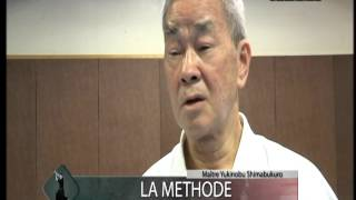 Interview de sensei Yukinobu SHIMABUKURO et son assistant Didier LO...