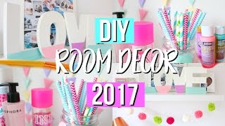 Diy Room Decor for 2017!! Beautybabe07