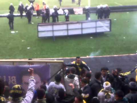 ANKARAGÜCÜ- Konyaspor olaylar