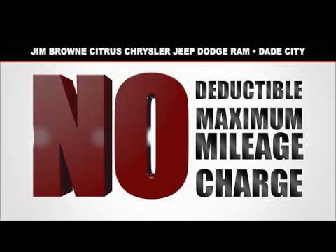 Peace of Mind with Warranty Forever at Jim Browne Citrus Chrysler Jeep Dodge Ram