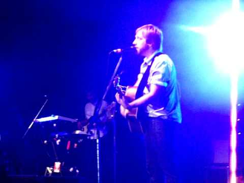 Josh Pyke @ Woodford - Summer and Sew My Name