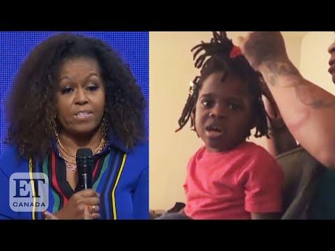 Sasha Obama Trends on Twitter After Viral City Girls TikTok Video ...