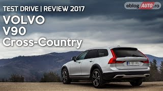 VOLVO V90 CROSS-COUNTRY | 2017 REVIEW | TEST DRIVE eblogAUTO