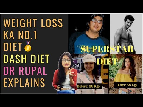 DASH DIET KYA HAI ? How To Do DASH Diet ? Explained By DR RUPAL #MEDFOODIE