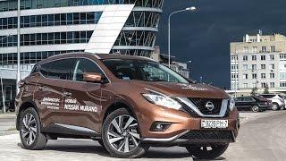 Тестдрайв: Nissan Murano 3,5 V6 TOP, 2016my