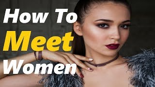 How To Meet White Women: Dating Tips For Shy Asian Men [AMWF]