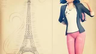 Ледибаг и  Супер кот  песня на французком