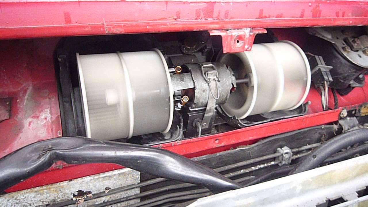 Bmw Serie 5 E28 528i Ventilateur De Chauffage Youtube