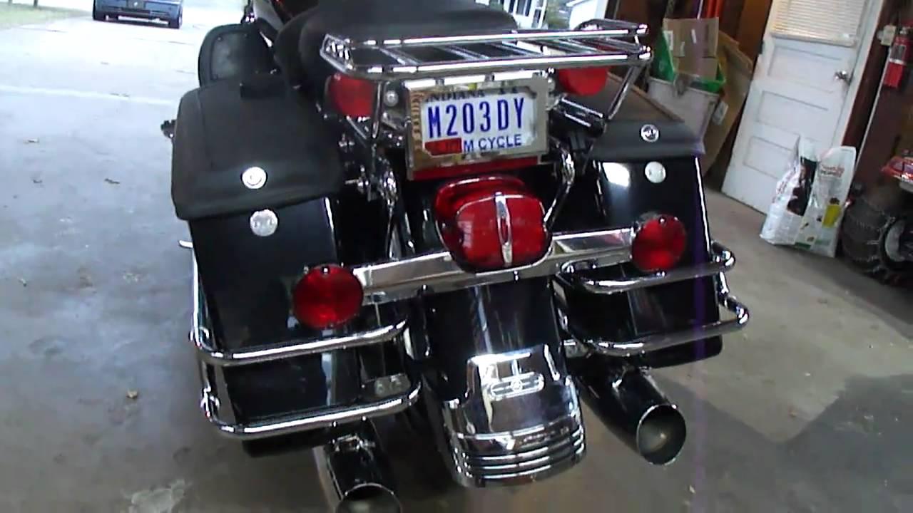 2005 Flhpi Harley Davidson Road King Walk Around 12000