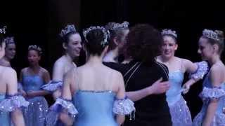 Nutcracker Highlights: Peek Backstage