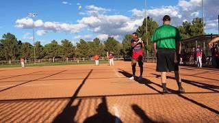 Why I Love Senior Softball