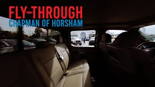 """🔊🔛🔊Fly-Through Car Commercial """"Chapman of Horsham"""""""