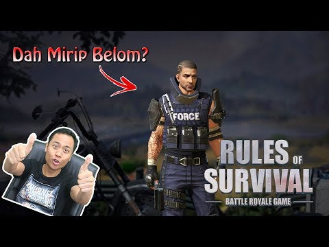 MABAR?? KETIK !mabar !!! -  Rules of Survival Indonesia