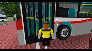(V3.3) Autobús de Hong Kong conduciendo MTR K76 City roblox