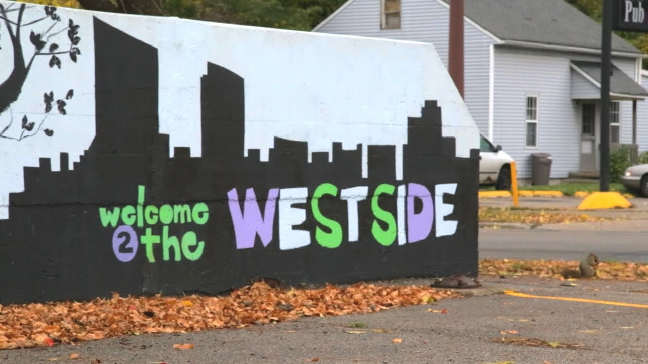 welcome to the west side.
