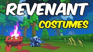 All Revenant Costumes in Trove