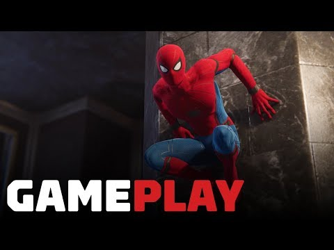 Spider-Man PS4 New Game Plus on Ultimate Difficulty