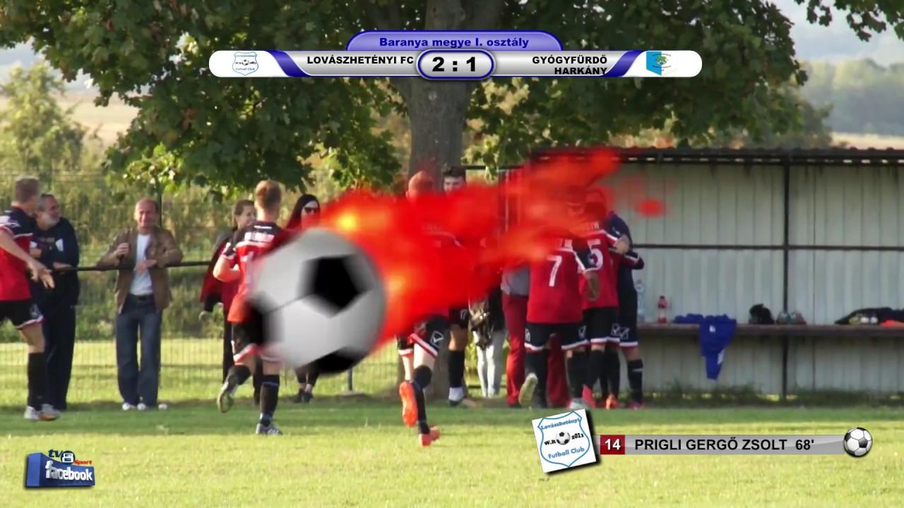 LOVÁSZHETÉNYI FC -Gyógyfürdő HARKÁNY   2 - 2 (1 - 0)