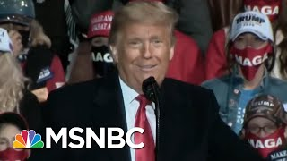 Another Night, Another Crowded Rally For Trump | Morning Joe | MSNBC