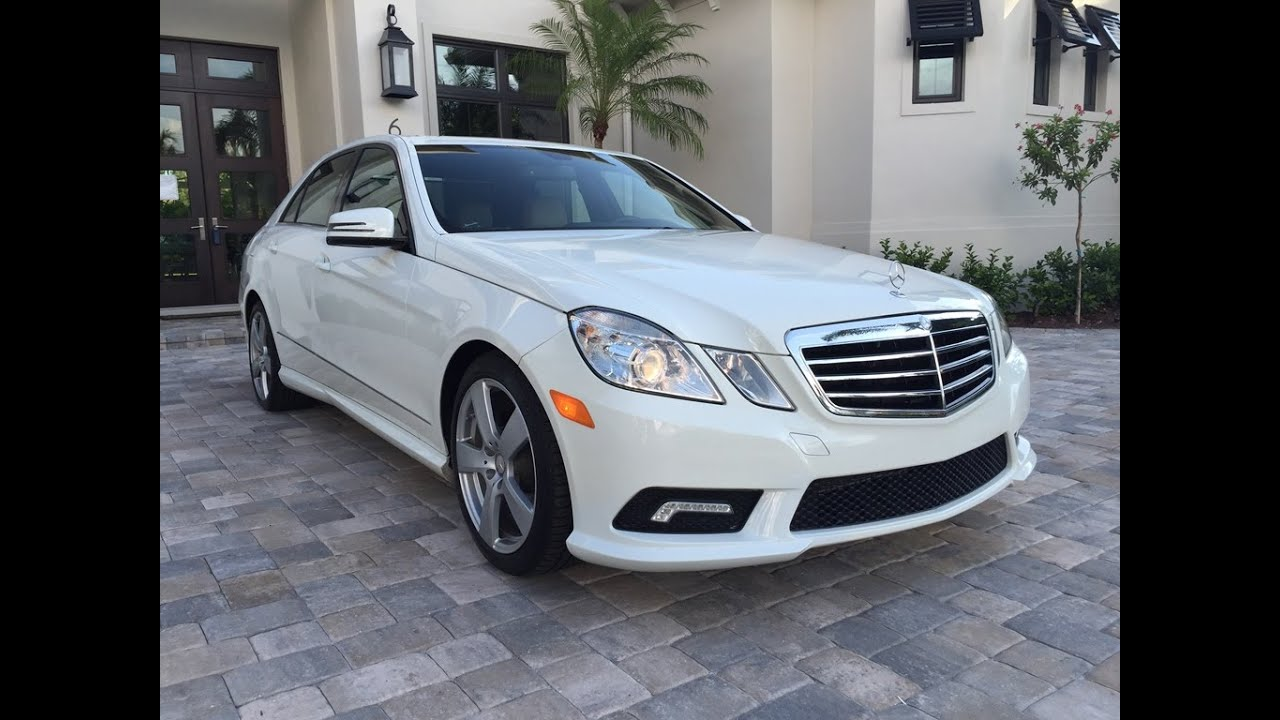 sold 2011 mercedes benz e350 sedan for sale by auto europa naples youtube. Black Bedroom Furniture Sets. Home Design Ideas