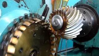 WWW.EIRSA.COM - GLEASON 113 HYPOID GEAR GENERATOR SPIRAL BEVEL CUTTING 203