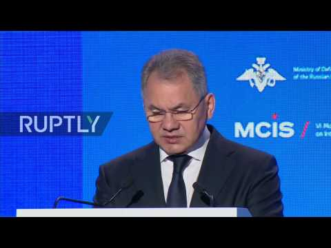 LIVE: VI Moscow Conference on International Security - Opening and welcome speech