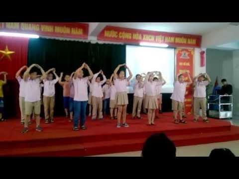Nhà mình rất vui - Lớp 3A2 Hs Tiểu học Thăng Long Kidsmart