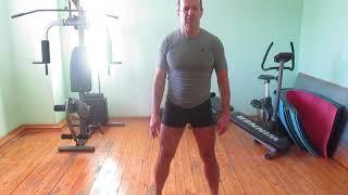 Урок№8.Пять волшебных упражнений - пять минут здоровья.Силовая гимнастика.