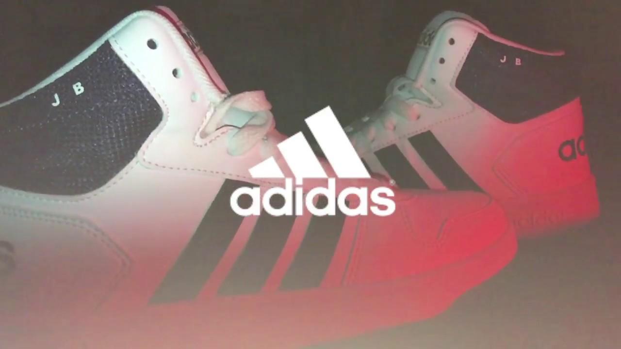 b6ef3ba5397 Adidas HOOPS 2.0 UNBOXING   Cinematic ! - YouTube