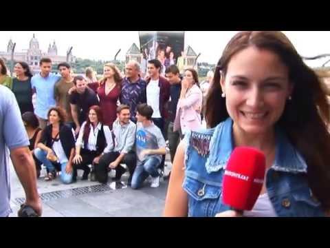 Presentació sèrie Tv3: 'Merlí'