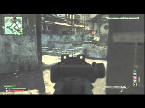 MW3 ★ 66 SECOND MOAB!!! ★ WORLDs FASTEST ON MISSION_!_