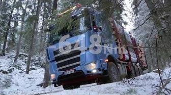 SISU Polar diesel-sähkö-hybridi