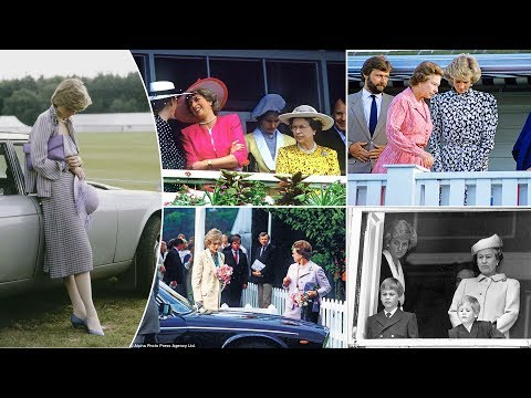 How Princess Di broke Queen's heart: Based interviews Majesty's inner circle reveal the truth