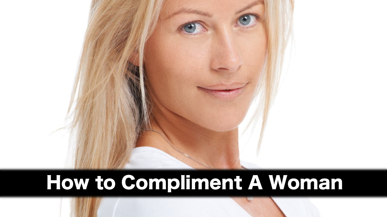 Complimenting a girl in online dating