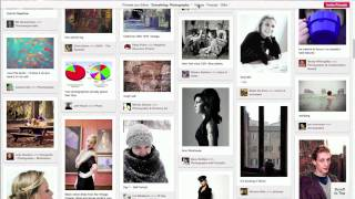 Pinterest in 7 minuti, video tutorial per scoprire il social network del momento