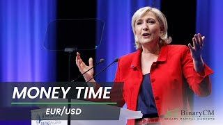 Euro under attack. Predict on the French Election
