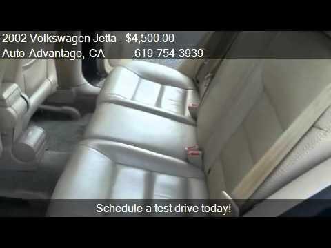 2002 Volkswagen Jetta GLS 2.0 - for sale in San Diego, CA 92