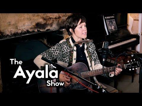 Emily Barker - Nostalgia (Theme from Wallander) - live on The Ayala Show