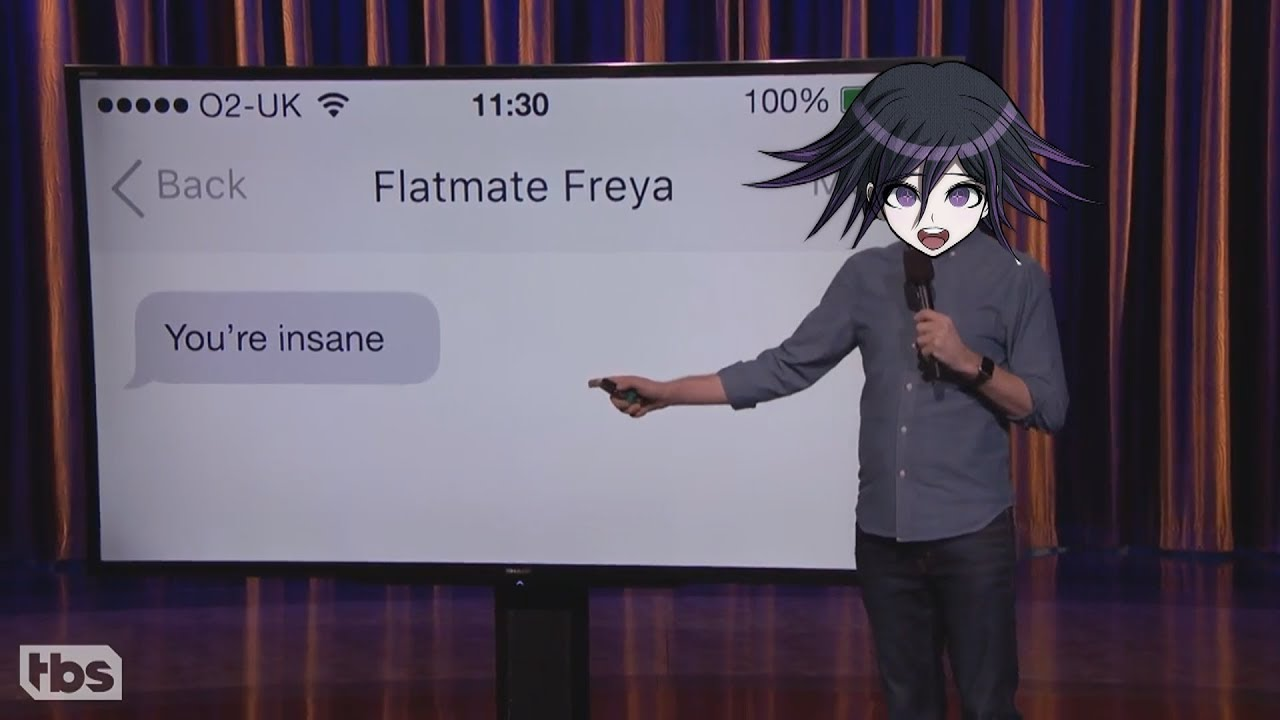 Download Ouma is a terrible roommate