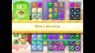 Candy Crush Jelly Saga Level 1023 (No boosters)